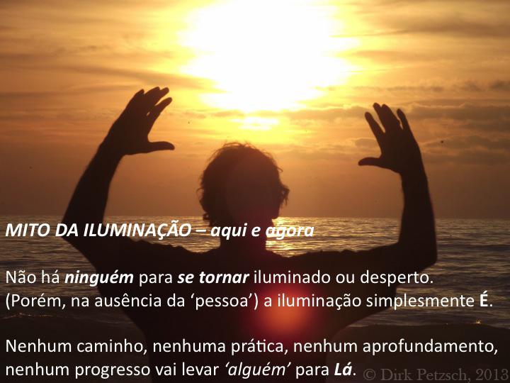 mito da iluminação